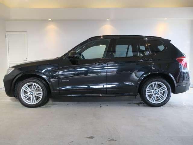 BMW X3 xドライブ20d Mスポーツ ディーゼルターボ 4WD 中古車在庫画像5