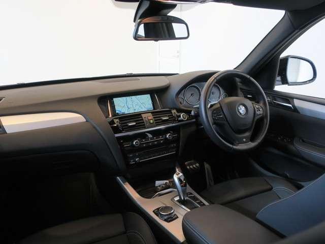 BMW X3 xドライブ20d Mスポーツ ディーゼルターボ 4WD 中古車在庫画像8