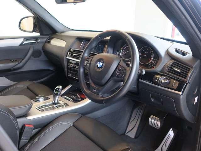 BMW X3 xドライブ20d Mスポーツ ディーゼルターボ 4WD 中古車在庫画像9