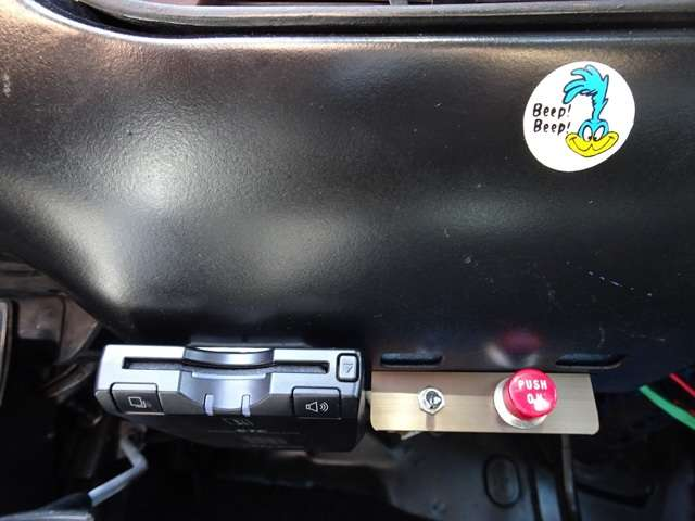 ETC車載器 ロードランナーホーン