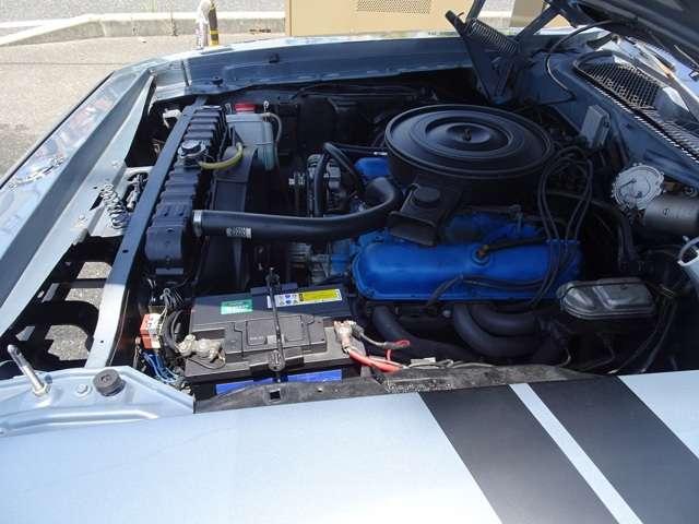 318リビルトエンジン&キャブレター 追加クーリングファン