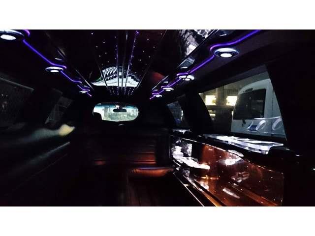車内ライトアップ