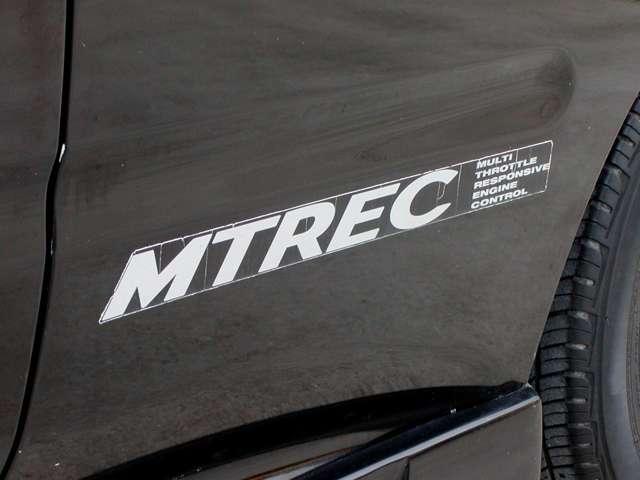 ビートに搭載されたMTREC(ツインマップ燃料噴射制御&各気筒独立スロットル機構)仕様のエンジンをデチューンし搭載したモデルです。