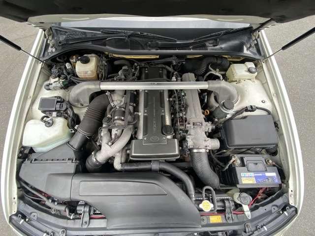 ファンベルト交換済、バッテリ新品、ブレーキフルード交換、エンジンオイル・オイルエレメント交換。