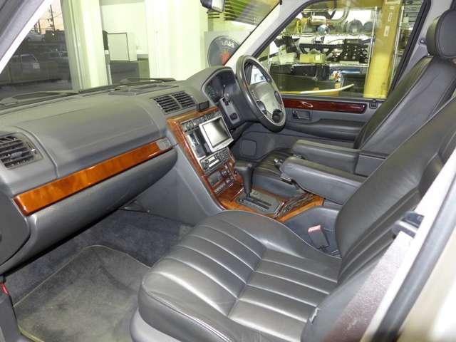 ランドローバーレンジローバー4.0 SE 4WDの詳細写真
