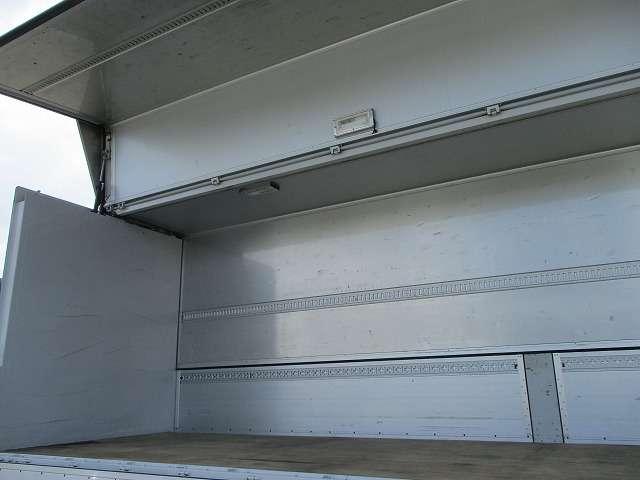 三菱ふそう スーパーグレート アルミウィング メッキパーツ 2デフ 中古車在庫画像15