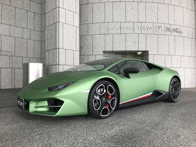 マットグリーンにフルラッピング!とても、良い色です!是非、現車見に来てください!(^^)!