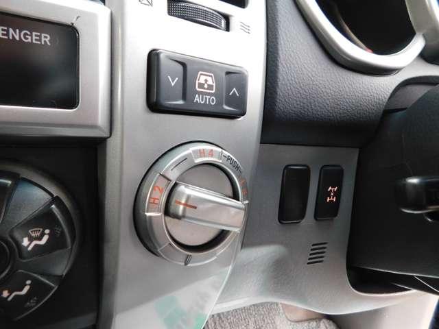 ★2WDと4WDの切り替えも簡単です!
