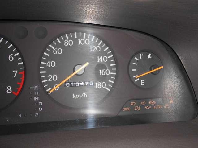 走行距離10,475kmです!ABS・クルーズコントロールも装備していますよ♪