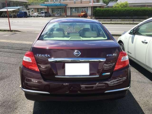 日産 ティアナ 2.5 250XV 中古車在庫画像3