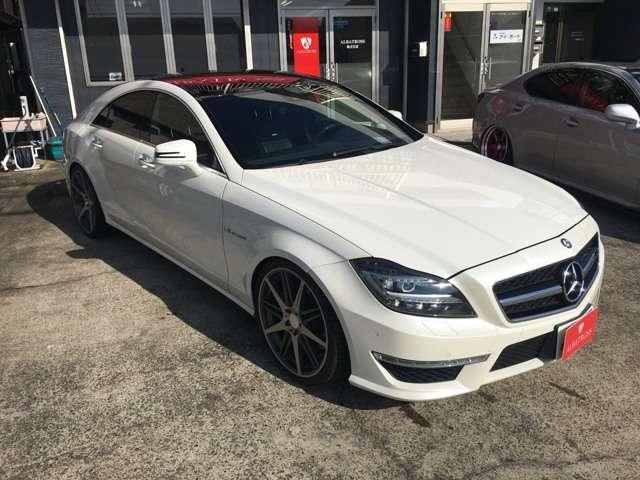 AMG CLSクラス CLS63 AMGパフォーマンスパッケージ  千葉県の詳細画像 その6