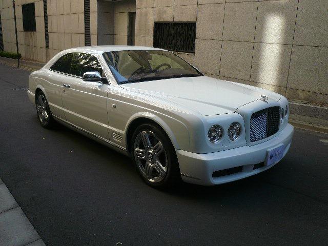 ベントレーブルックランズ6.7世界限定550台 正規D車東京都の詳細画像その2