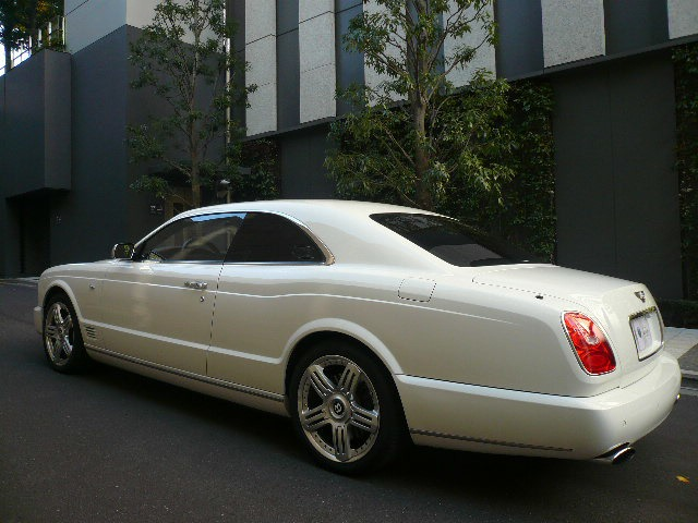 ベントレーブルックランズ6.7世界限定550台 正規D車東京都の詳細画像その3