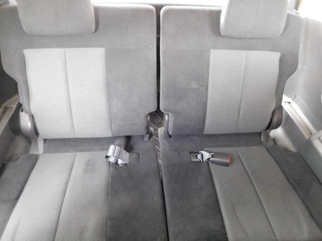 ★サードシートはあまり使用感ありません!