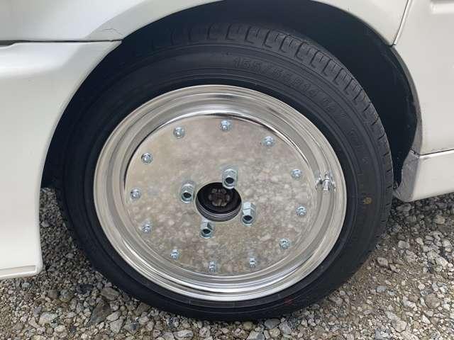 新品MK-1ホイール タイヤ