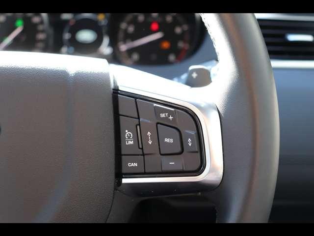 ACC(アダプティブクルーズコントロール)+キューアシスト機能付(122,000円)「高速道路や渋滞時、先行車の減速、停止を検知し、安全な車間距離を保ちます。渋滞時は自動的に追従走行を行います。」